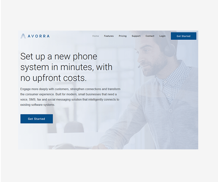 Avora - Our Website Testing Client
