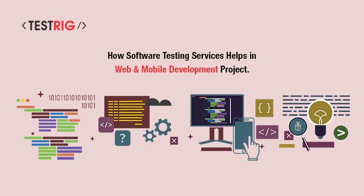 web and mobile testing services,Software Testing Company