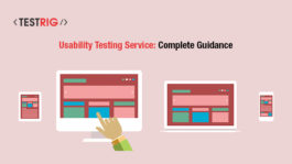 Usability Testing Service , Best Software Testing Company