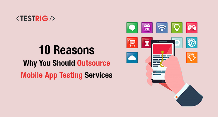 mobile app testing company in USA