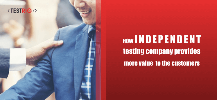 Independent Software Testing Company,QA companies