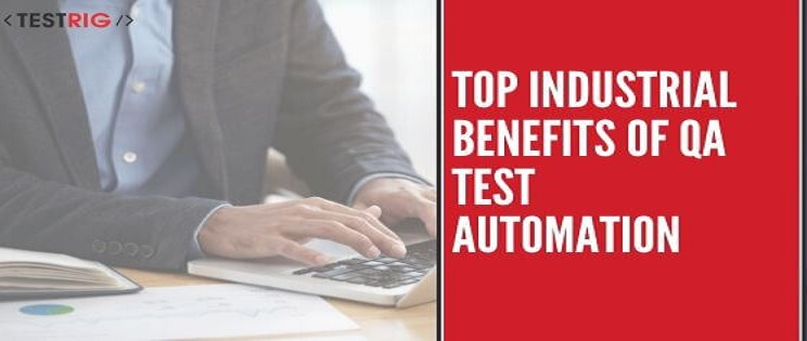 qa testing automation ,benefits of automation testing ,QA automation testing services