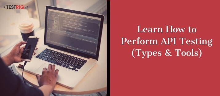 how to perform API Testing